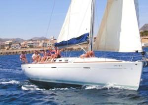15m Segelyacht Cala Ratjada