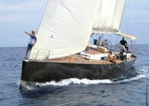 19m Segelyacht