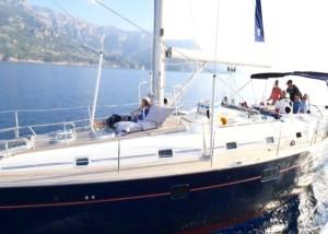 Segelyacht 50 Fuss
