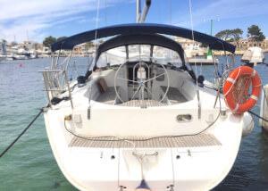 Segelyacht Estanyol