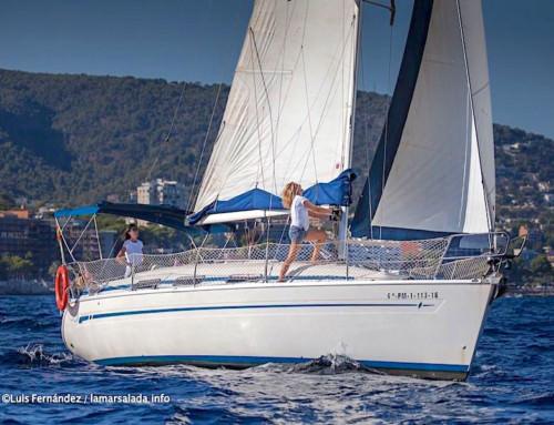 10,50m sailing yacht Palma